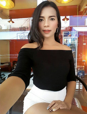 Asia 23 years old, lingam massage in Bangkok